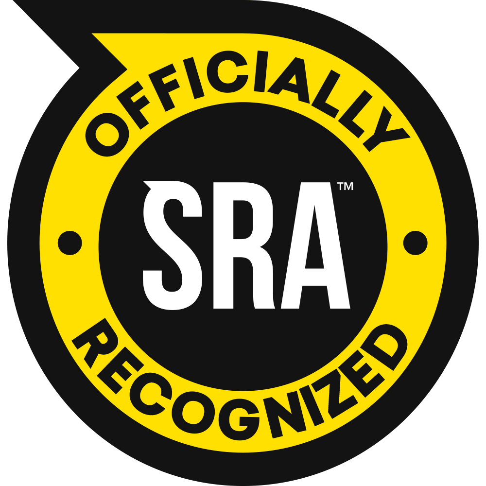 SRA Recognized