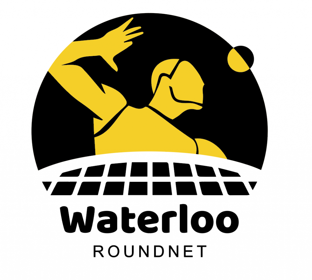 Waterloo Roundnet Logo