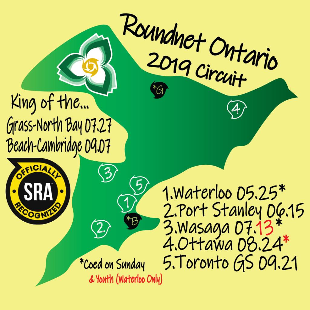Circuit 2019 Map
